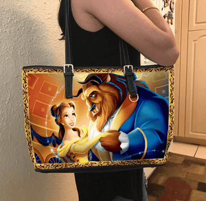 Beauty And Beast 2 Totebag