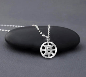 Boston Bruins NHL Team Logo Necklace