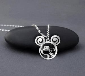 Camping Car - Camping Car Calling Necklace