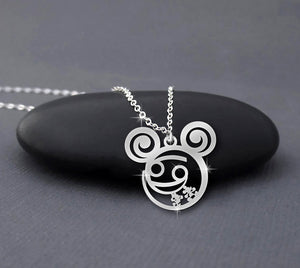 Cancer Zodiac - Calling Necklace