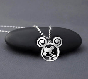 Cavachon - Dog Breeds Calling Necklace