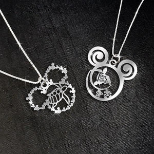 $69.99 For 2 Stunning Necklaces: Combo Save The Turtle