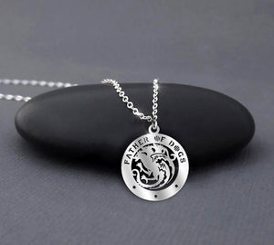 Father of Dogs -Father of Dogs Calling Necklace