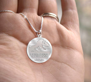 Fatherhood - 925 Sterling Silver Necklace