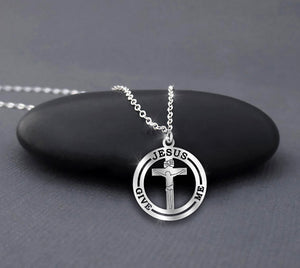 Give Me Jesus Necklace