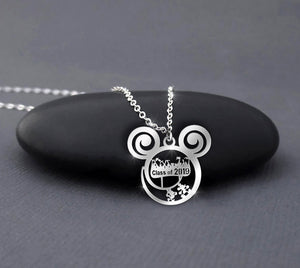 Graduate - Class of 2019 Calling Necklace