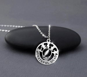 Grateful Dad - Sterling Silver Necklace 2