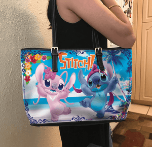 Tote Bag- Stitch And Angel