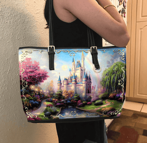Tote Bag- Disney Castle