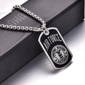 Air Force Necklace AX