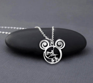 Halloween Harry Potter Calling Necklace