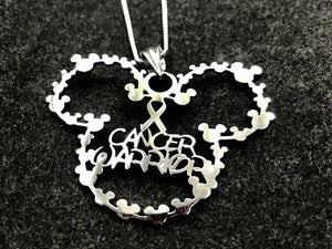Cancer Warrior Necklace