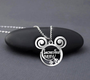 Incredible mom - Calling Necklace