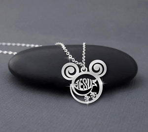 Jesus My Lord My God Christian - Religion Calling necklace