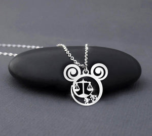 Libra Zodiac 2 - Calling Necklace