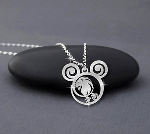 Leo Zodiac 2- Calling Necklace