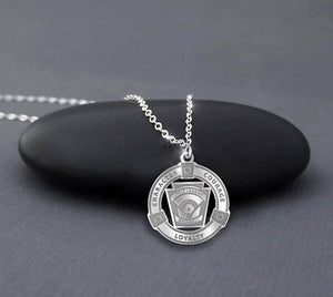 Little League Baseball Necklace