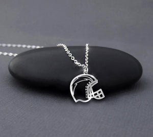 Los Angeles Chargers Sterling Silver Necklace