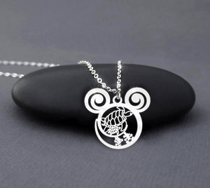 Mother Turtle - Mom Turtle Calling Necklace