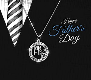 Mr Fix It - Father's Day Necklace