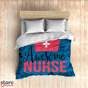 Awesome Nurse Blanket