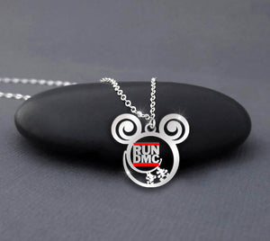 Run D.M.C Is Calling Necklace