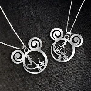 $69 For 2 Stunning Necklaces: Runner and 13.1 Runner
