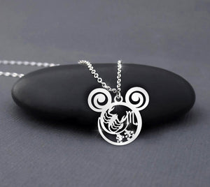 Scorpio Zodiac 2 - Calling Necklace