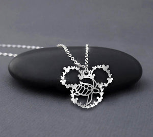 Save The Turtle - Save The Turtle MK mouse Necklace