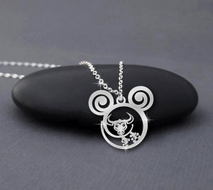 Taurus Zodiac - Calling Necklace