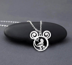 The Lion King Zodiac Leo Disney is Calling Necklace