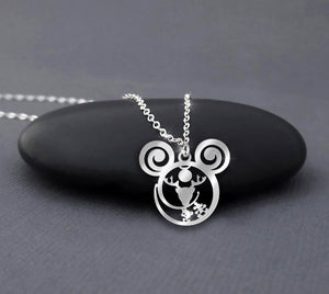 The Wiccan Horned God Cernunnos Calling Necklace