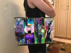 Tote Bag- Disney Female Villains