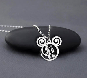 Virgo Zodiac 2 - Calling Necklace