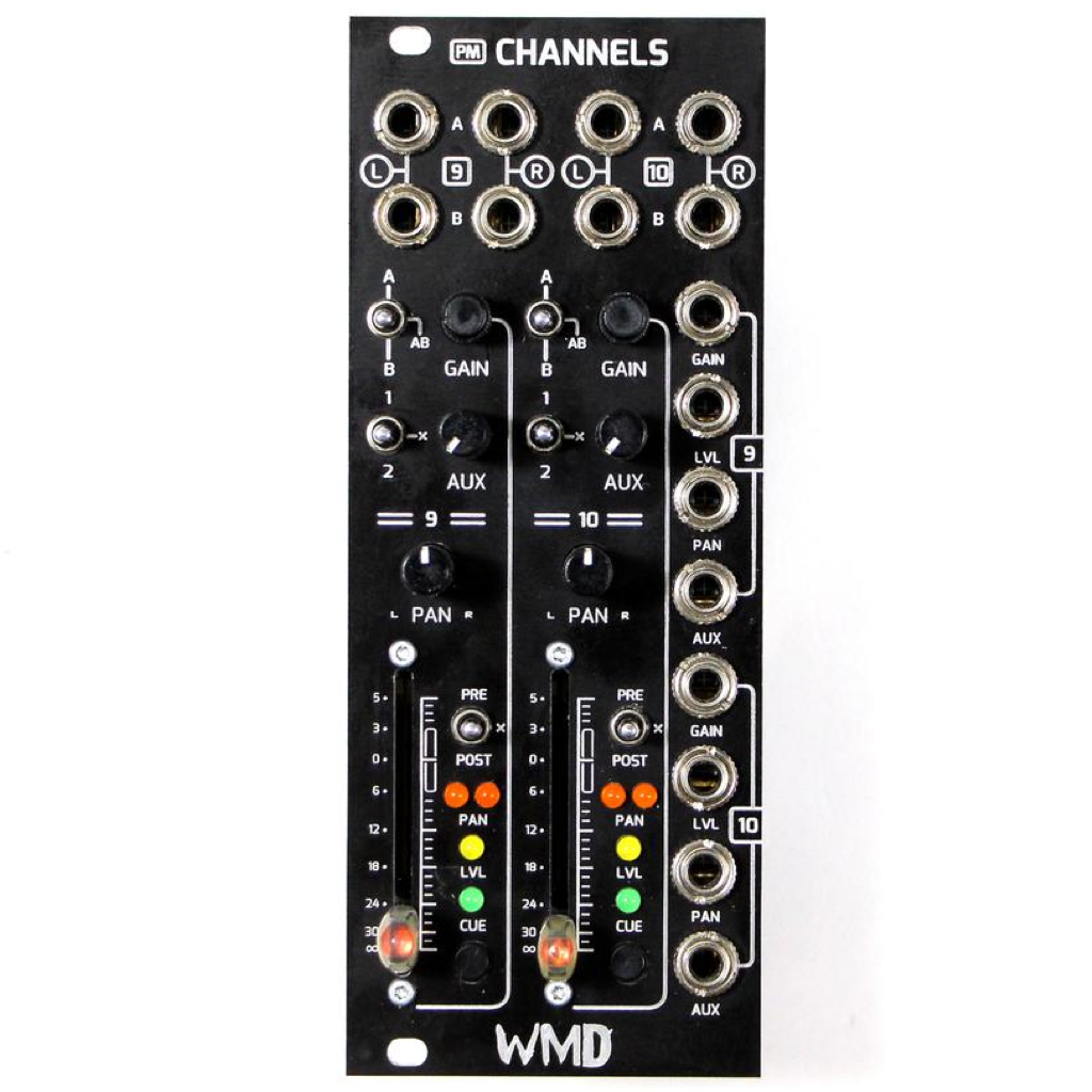Performance Mixer Channels Expander 10HP
