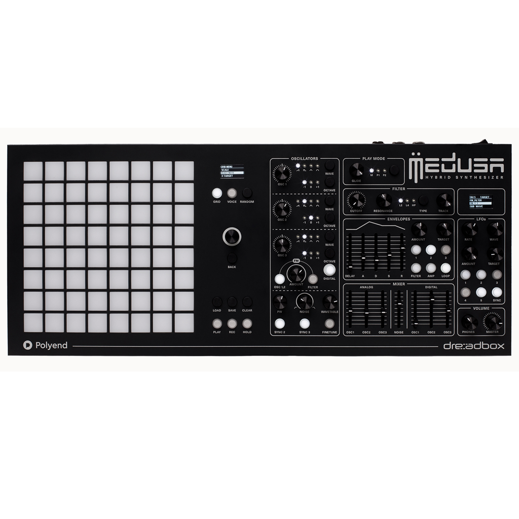 Medusa Hybrid Synthesizer