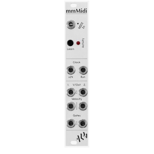 mmMidi : MIDI to CV interface