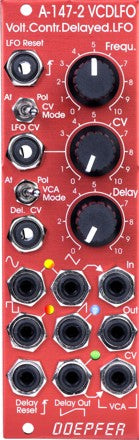 A-147-2 VCD-LFO Special Edition Red