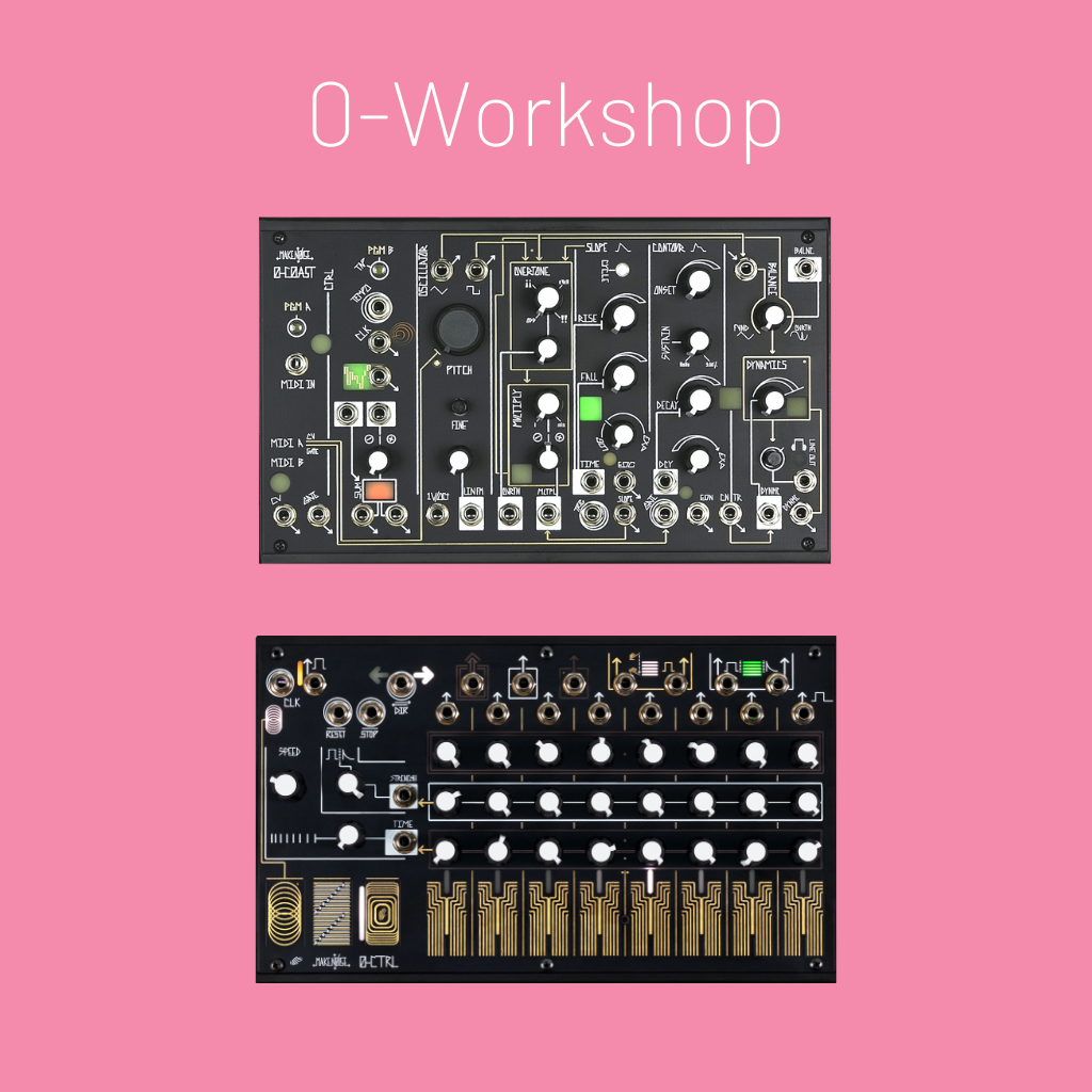 0-Coast and 0-CTRL Hands-On Workshop