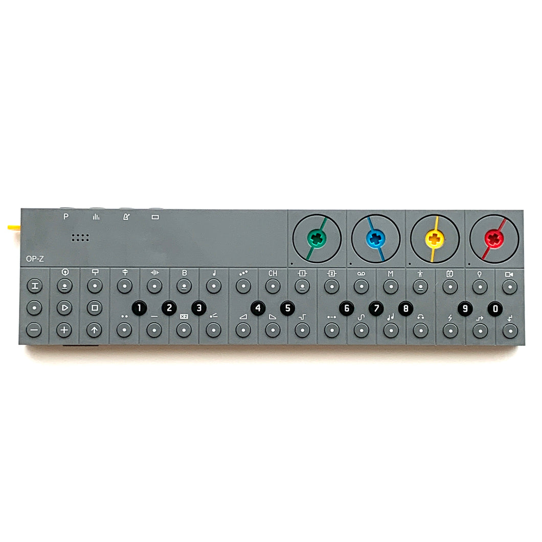OP-Z Multimedia synthesizer and sequencer