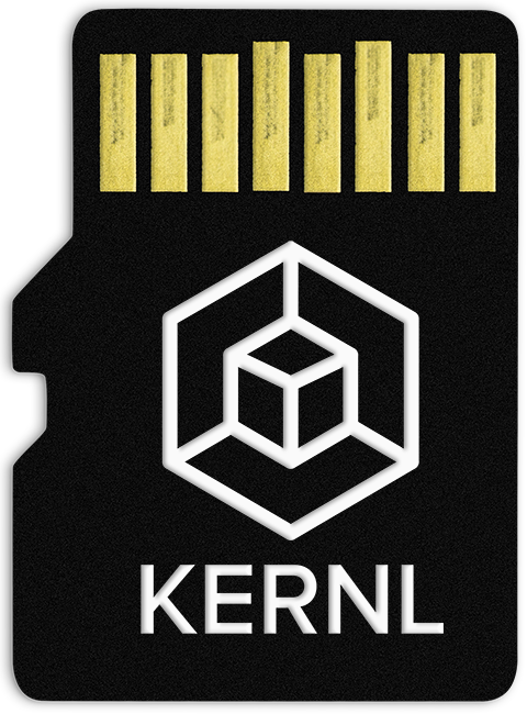 GLITCHMACHINES KERNL Card