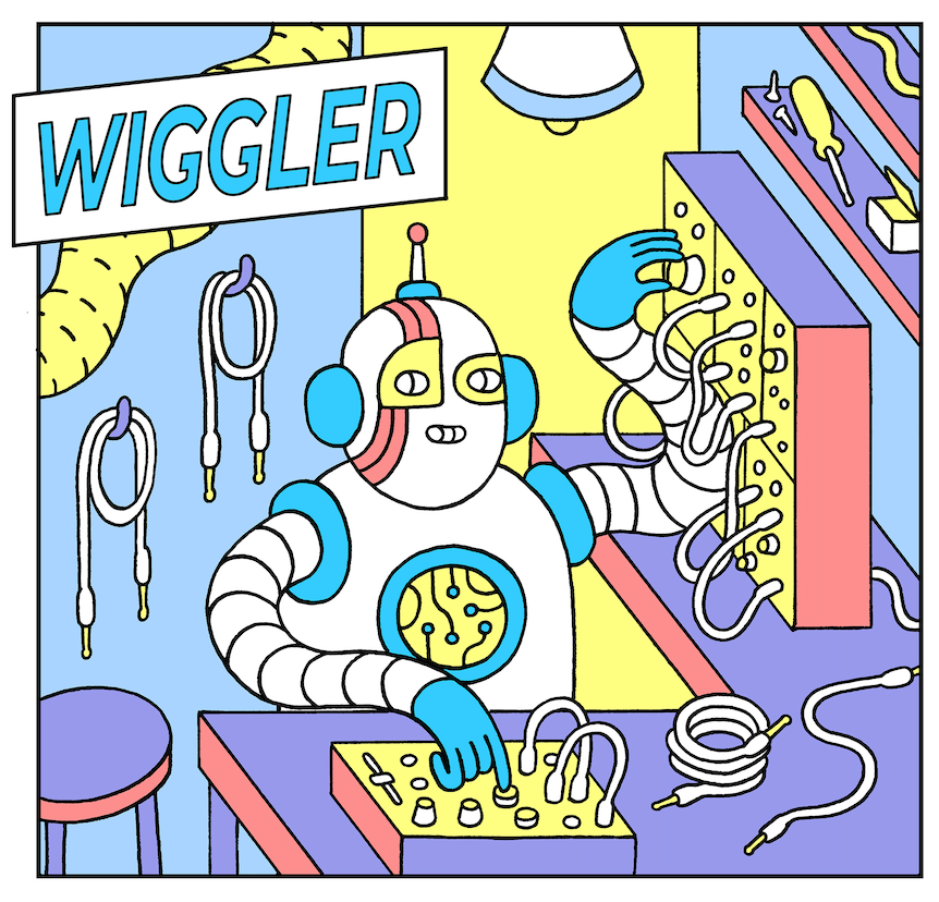 Modular Synthesizer Course -Wiggler Level