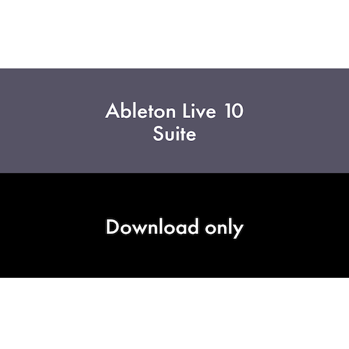 Ableton Live 10 Suite Educational License