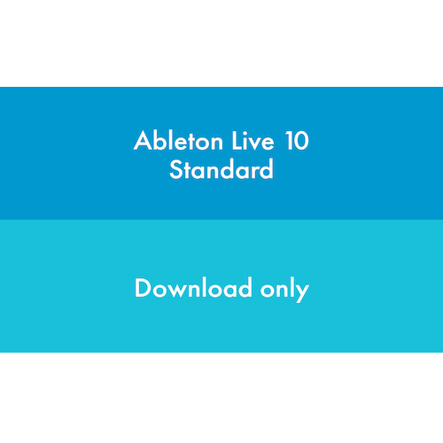 Ableton Live 10 Standard Educational License