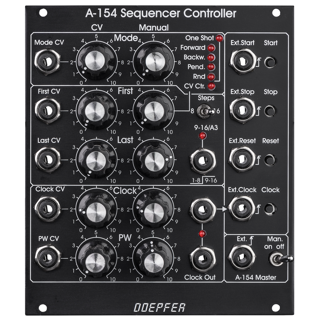 A-154 Sequencer Controller Vintage Edition