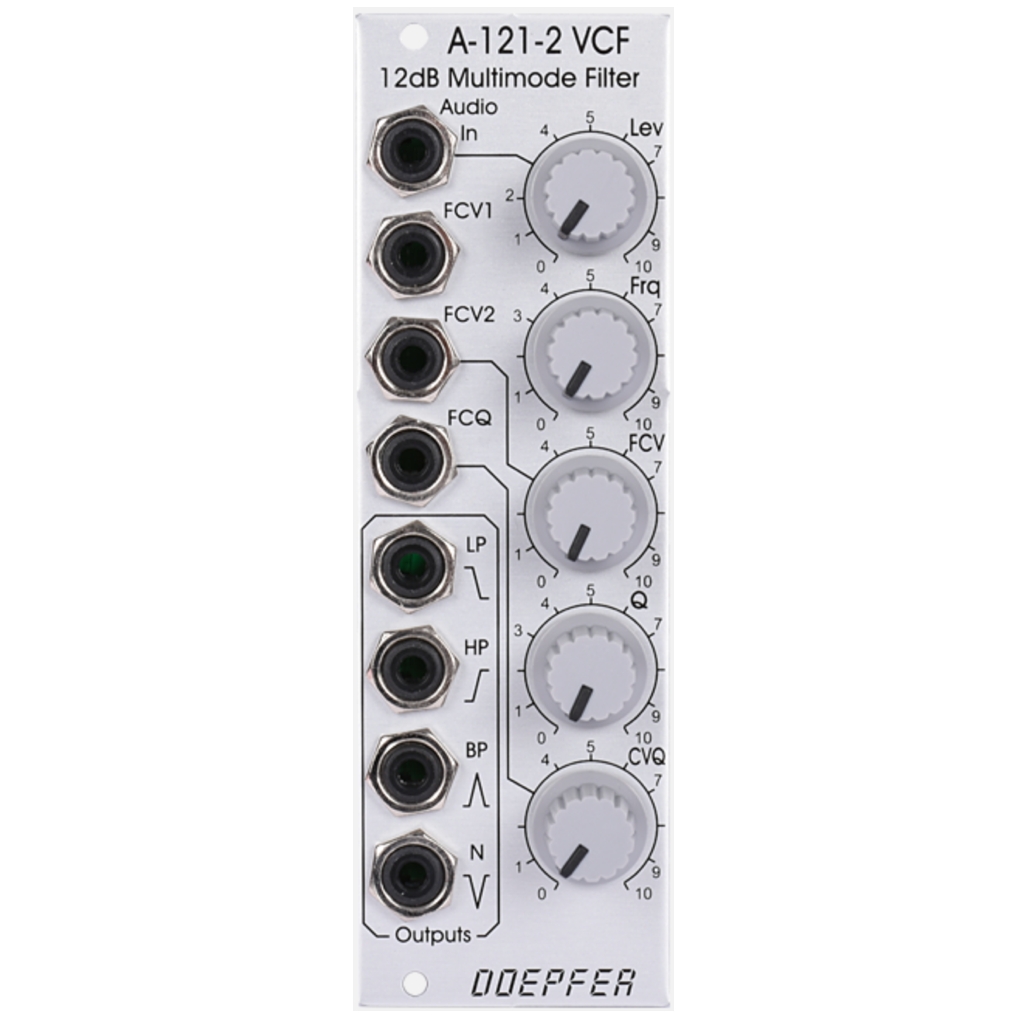 A-121-2 12dB Multimode Filter