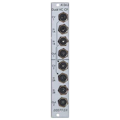 A-134-2 Dual VC Crossfader