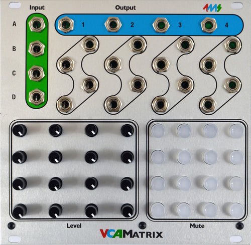 VCA Matrix