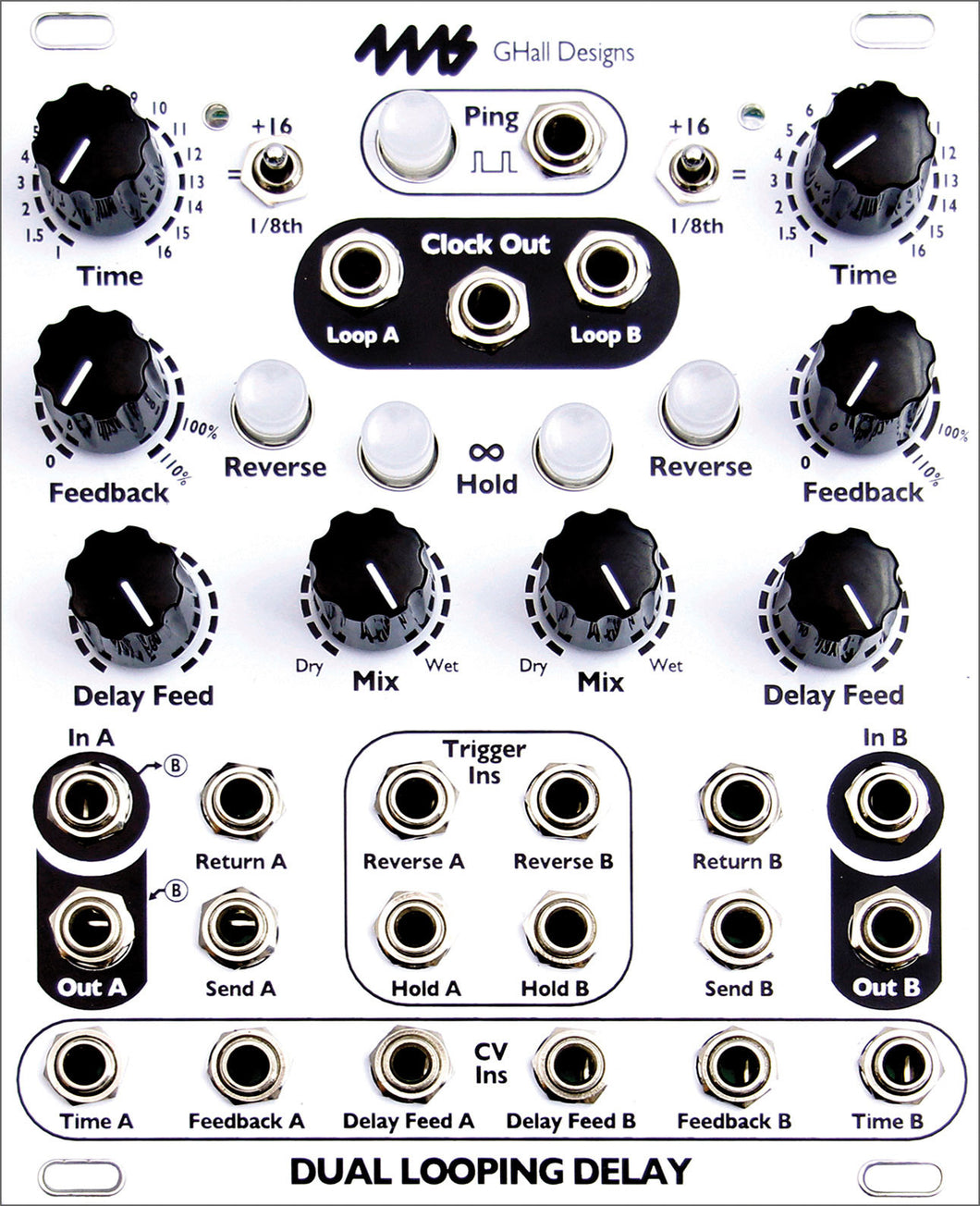 Dual Looping Delay (DLD) - 20HP