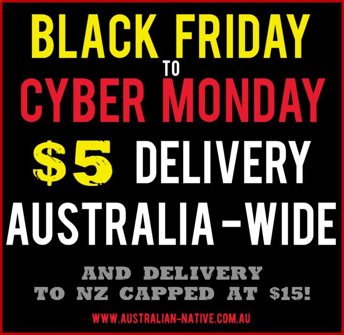 Black Friday - Cyber Monday $5 Shipping Deal!